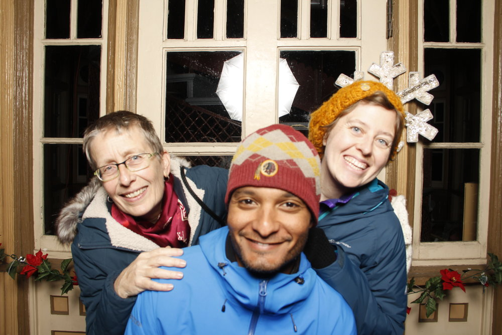 Check out your Pagoda Lighting Pixilated portraits... - So many happy faces!