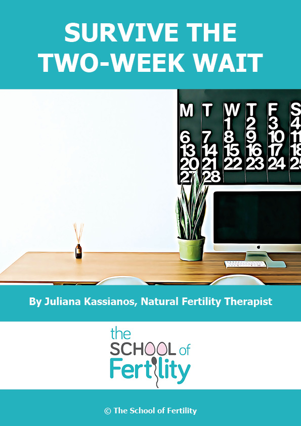 Survive the two-week wait (c) The School of Fertility.jpg