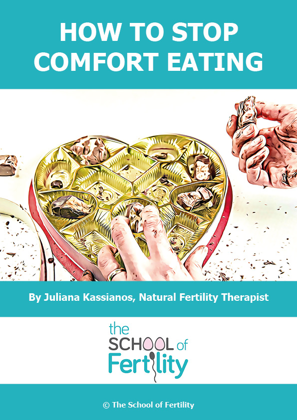 How to stop comfort eating (c) The School of Fertility.jpg