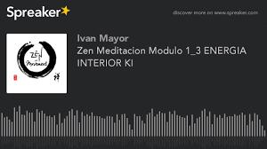Zen es Meditación hágala con nosotros desde su Celular y en cualquier lugar donde se encuentre.      Meditación en Movimiento