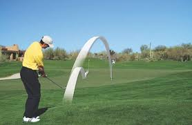 Chipping and Approach Trainning
