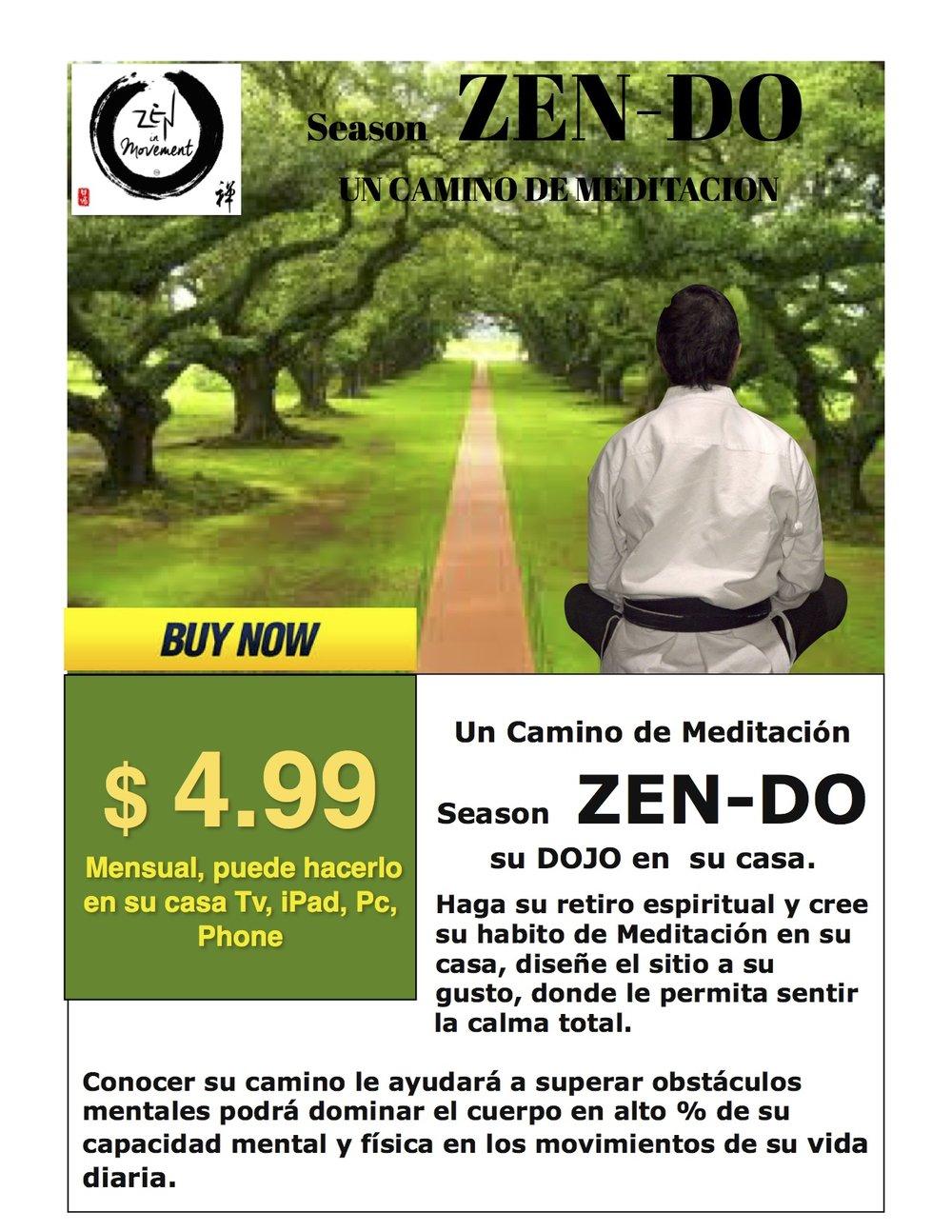 Compre su ZEN-DO Click en la FOTO