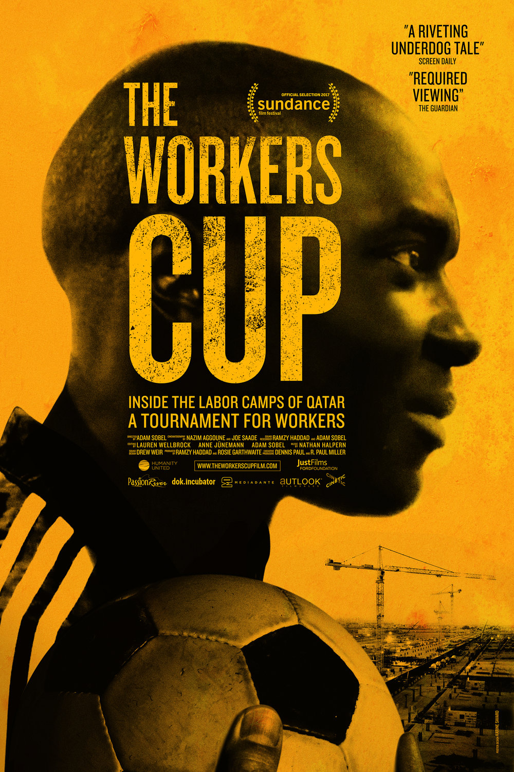 The Workers Cup - Portrait with Quotes