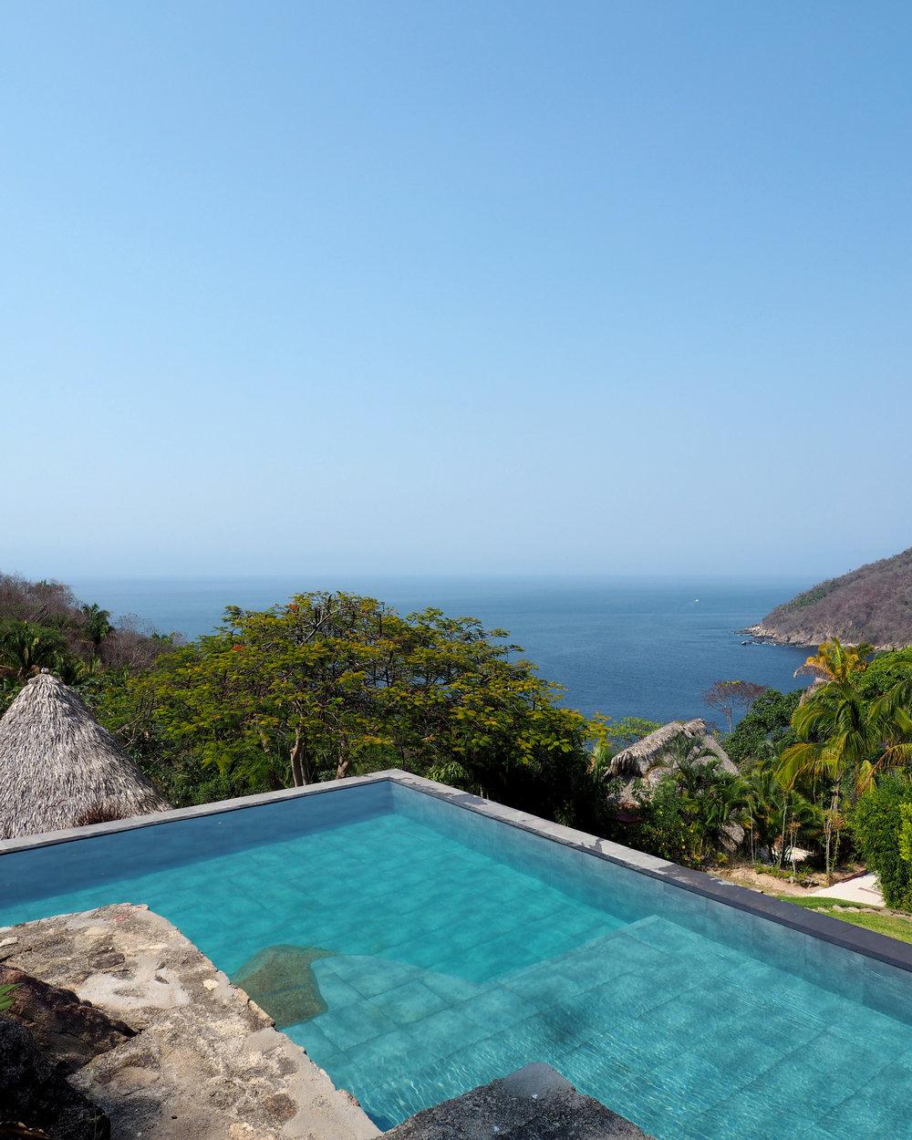 Verana pool view