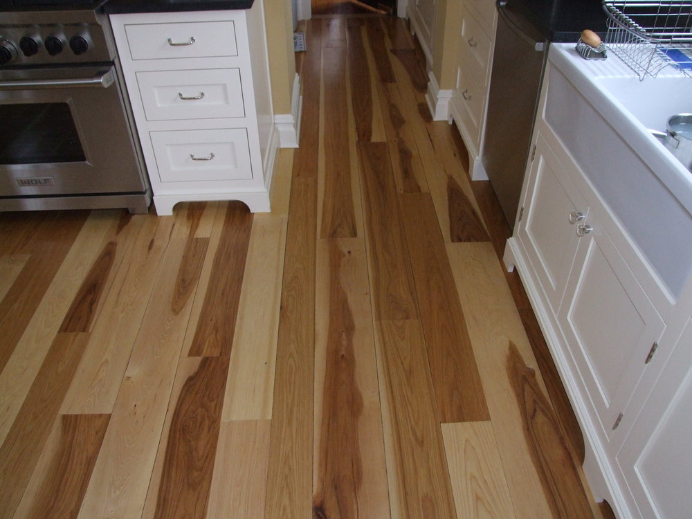 Rustic Hickory - 4