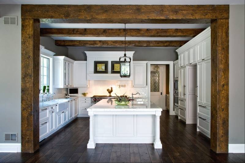 Reclaimed & NewWood Beams -