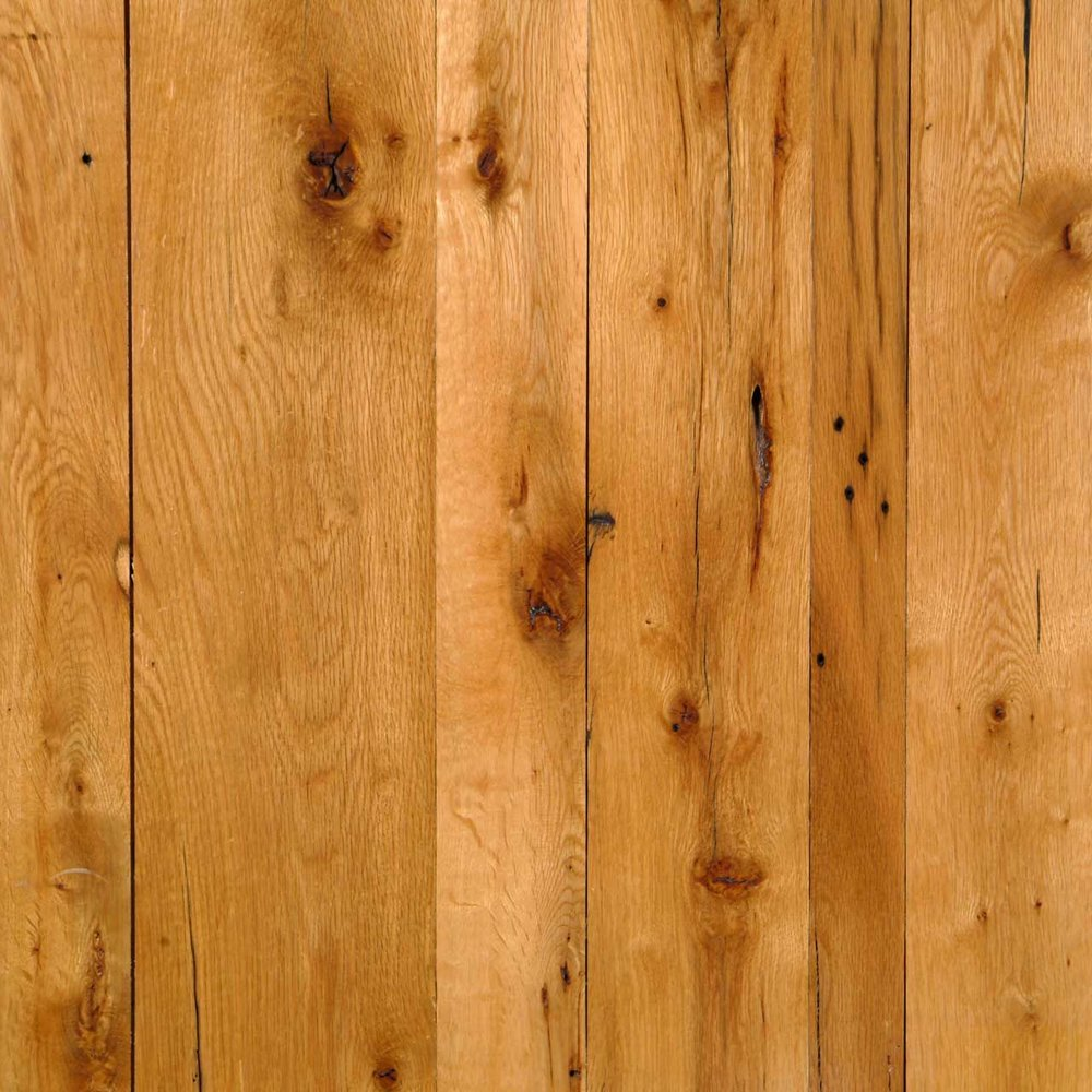 Rustic White Oak - Starting at $6.50 sq/ft