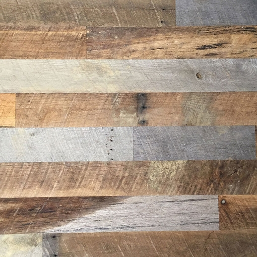 Reclaimed Gray/BrownSiding -