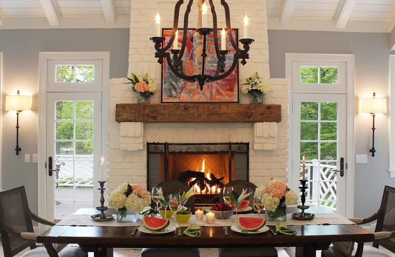 reclaimed wood fireplace mantel inspiration EndGrain Lumber