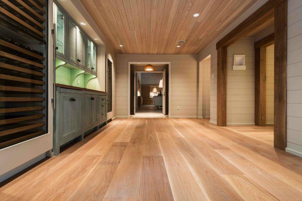 Solid Hardwood Flooring -