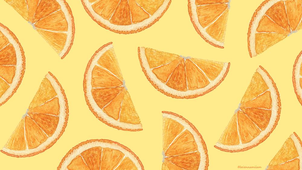 Orange Slice -