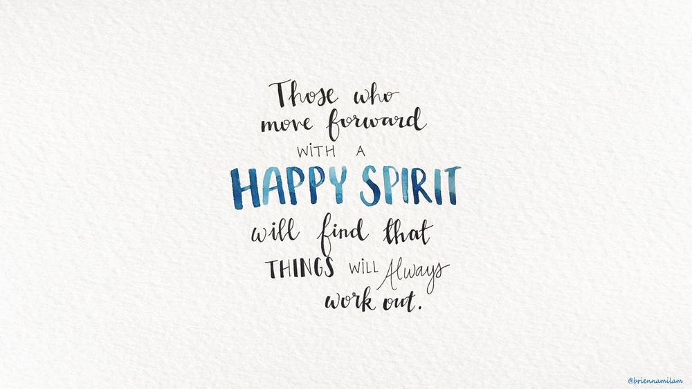 Happy Spirit -