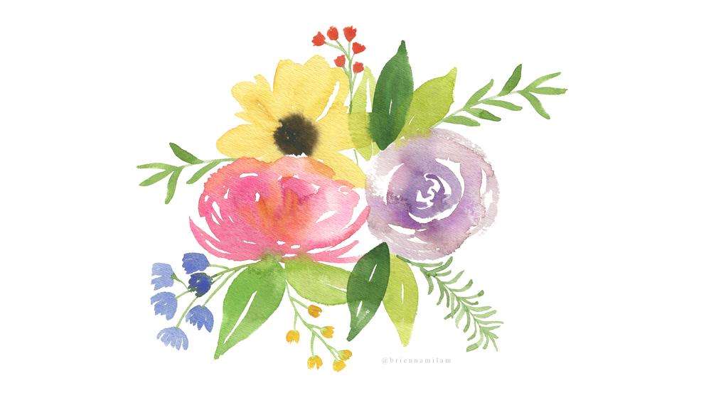 Spring Florals -