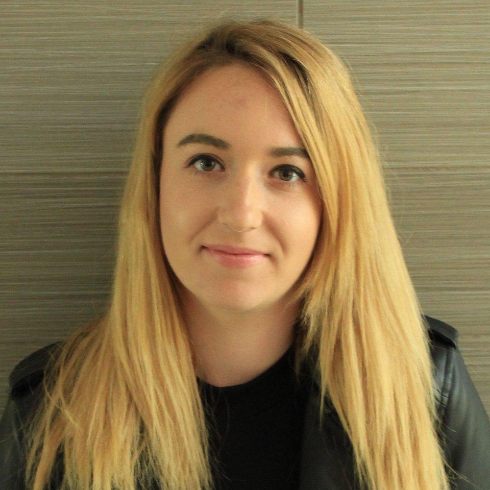 Kristina - VP Communications of Criminology Society at York