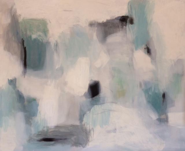 Redemption, 48x60, Sold