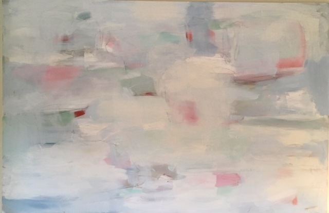 "Streams of Living Water, 48"" x 60"", Sold"