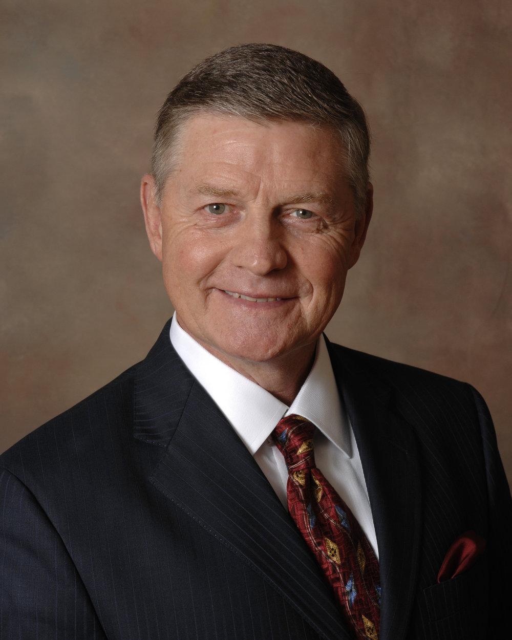 Raymond Culpepper - 1sr Assistant Overseer