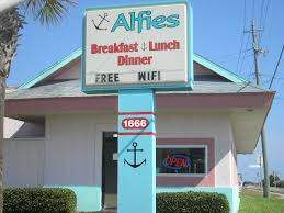 Alfie's Restaurant - 1666 Ocean Shore Blvd, Ormond Beach, FL 32176(386) 441-7024