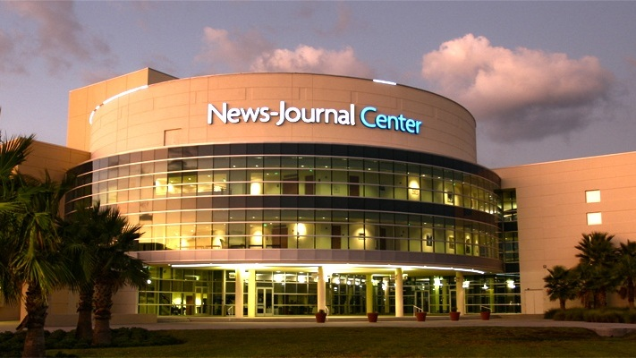 Event will be held atThe Daytona Beach College News-Journal CenterThursday, March 21, 2019 - Doors open at 6 p.m. Performance at 7 p.m.