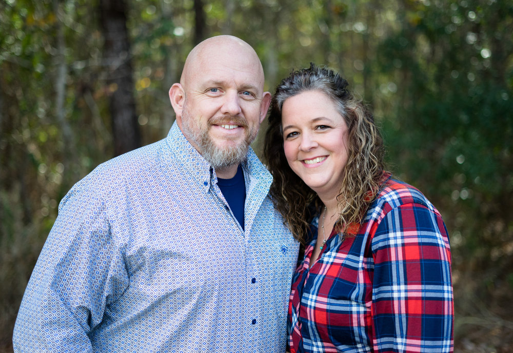MIKE & KIM MIXON,  In-reach/Fellowship Ministry