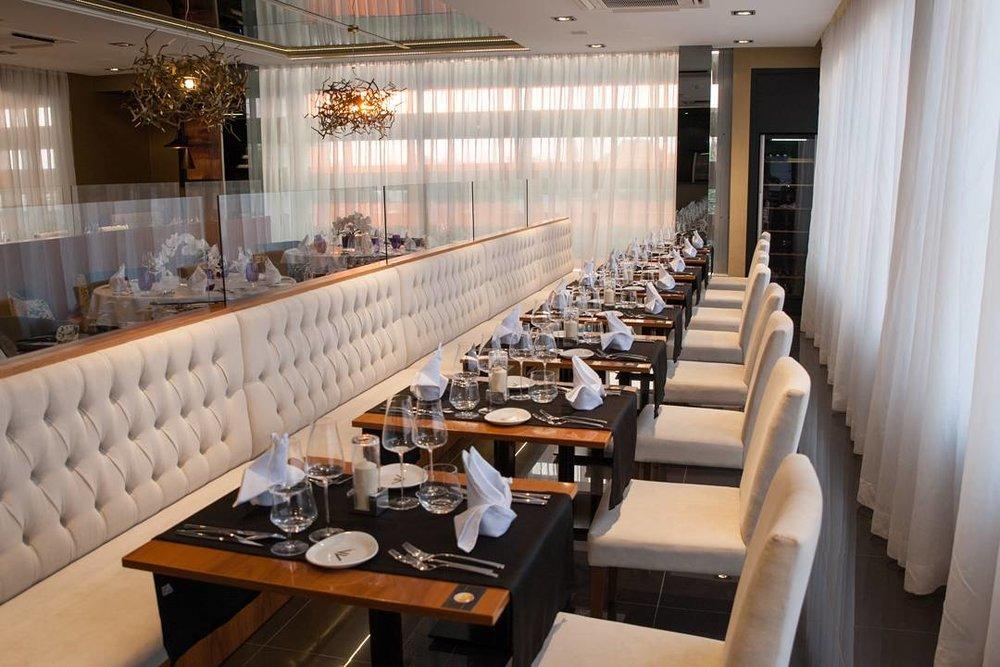 Alive Restaurante & Lounge -