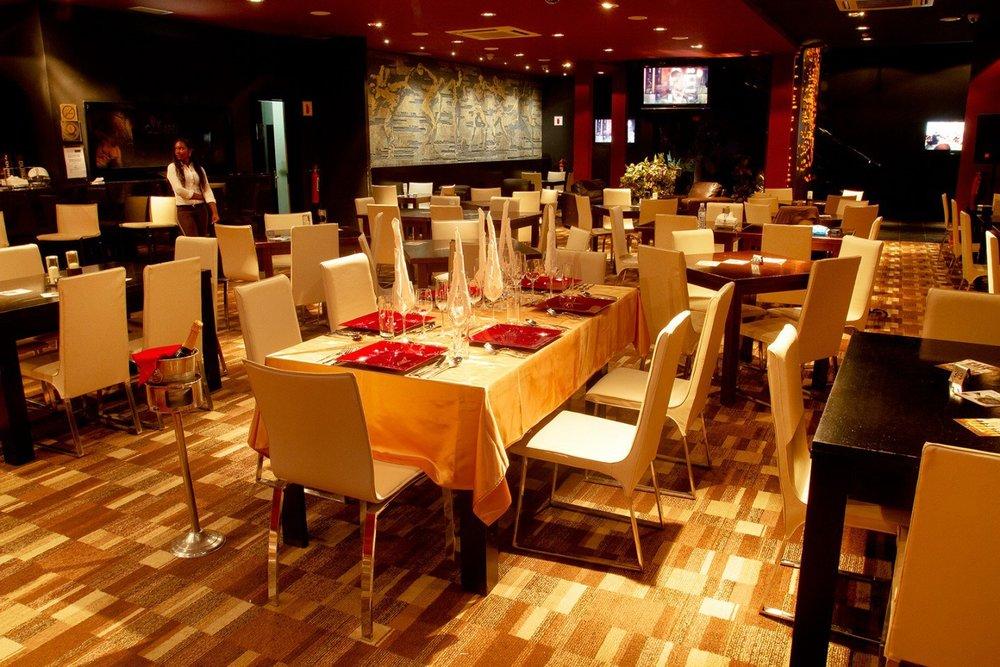 Olímpia Restaurante -