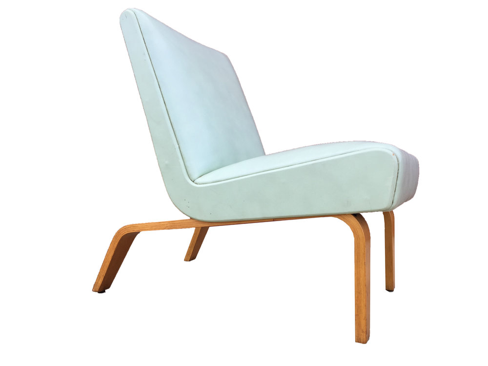 Bentwood Lounge Chair By Thonet