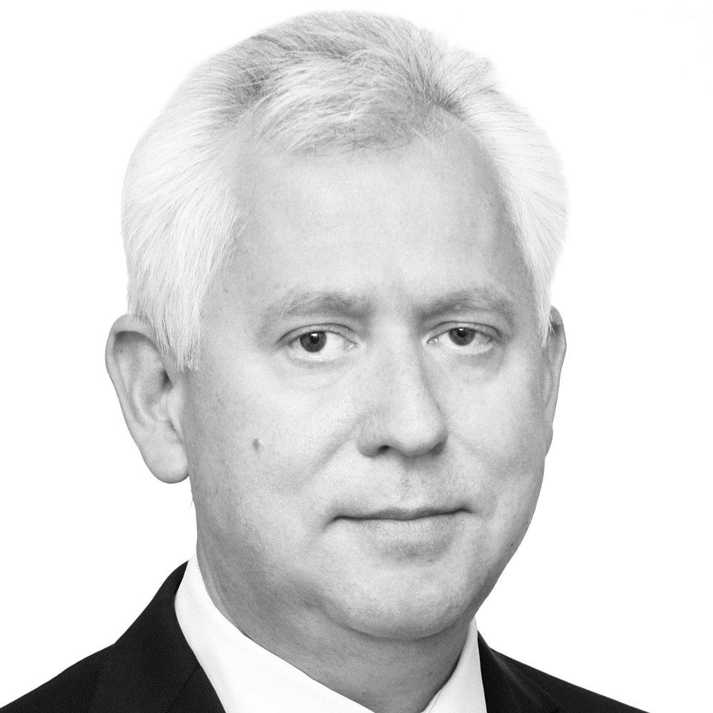 Sergei Voitishkin CIS Managing Partner, Baker & McKenzie Moscow, Russia
