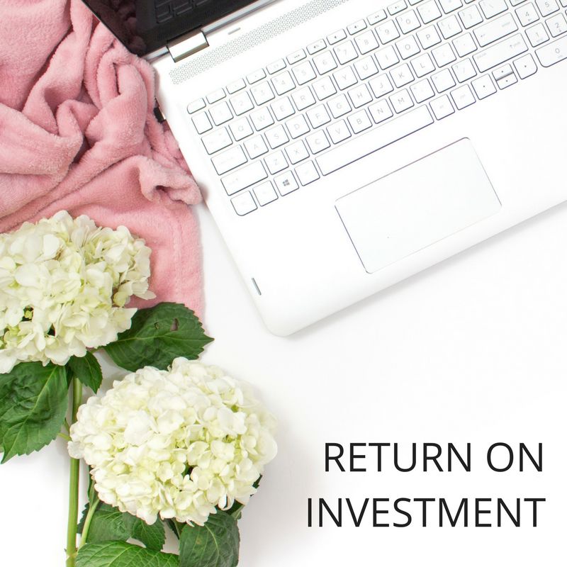 Return On Investment What Is It And Should I Be Thinking About It
