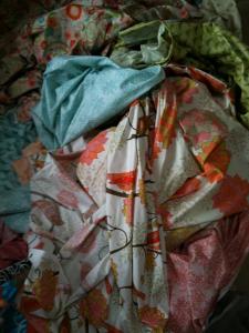 Nest mess