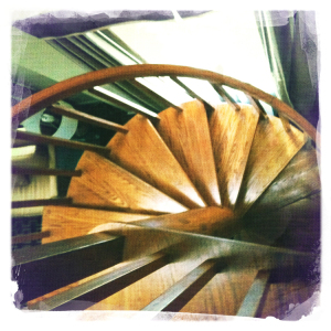 Windingstairsblog
