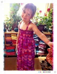 May 11....Vivi's Dress