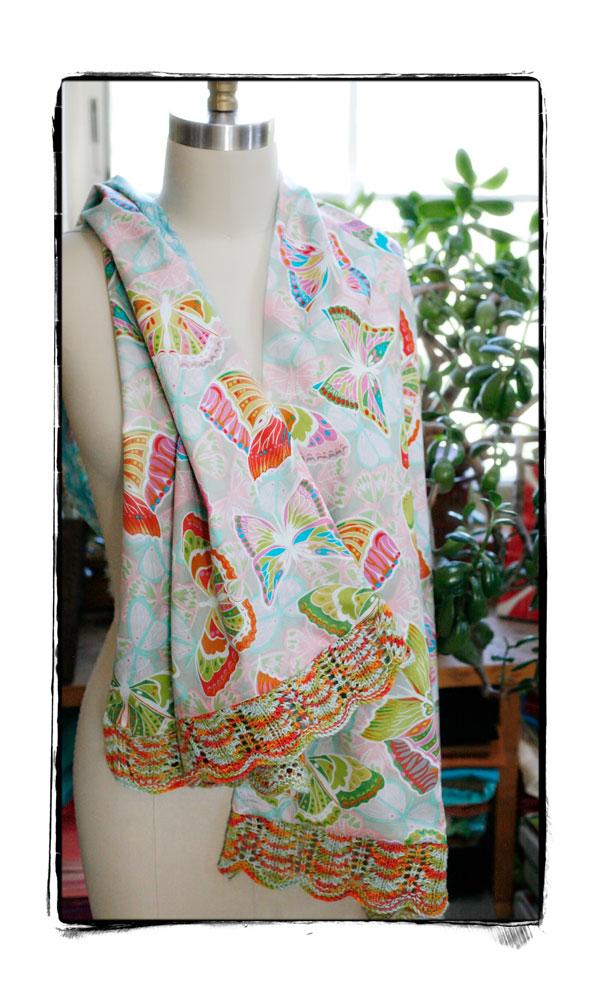Knittedscarf