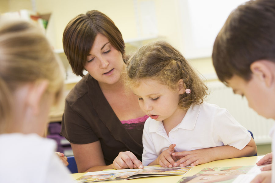 There are two skills that students need in order to become successful readers: recognition and comprehension. While recognition is about speed, recognizing sight vocabulary, and using phonics to sound out unfamiliar words, comprehension refers to how well children understand and remember what they've read.  Because reading is an integral part of all other school subjects, it's important for children to have a strong base in reading comprehension. Even if your child struggles with this critical reading skill, there are a number of ways to work on it both in school and at home. The following steps can help parents and teacher improve a child's reading comprehension.      1.         Choose the right books.  Books that are too hard – or too easy – can affect reading comprehension. If a book is too hard, the child spends most of their mental energy on decoding the text; if a book is too easy, they're apt to speed read or merely skim over paragraphs. Encourage students to follow the five-finger rule when choosing a book. Choose a book, open to a random page, and begin reading. Each time they come across an unfamiliar word, have them hold up a finger. No fingers or one finger is too easy, 2-3 fingers is just right, and 5 or more is too difficult.      2.         Read aloud.  While older children may scoff at the idea of reading aloud, it's one of the most effective tools for reading comprehension. Students are forced to slow down as they read, giving them more processing time. Likewise, reading aloud gives them the chance to both see and hear the words, ideal for audio learners.      3.         Reread to build fluency.  To improve comprehension and gain deeper understanding of a text, rereading can be a valuable tool. While it may not be possible to reread entire novels, encourage students to reread short passages or paragraphs, particularly if they do not feel like they grasped the content the first time. Rereading can also be an extremely helpful test-taking strategy.      4.         Ask questions . Even if you aren't familiar with what they are reading, ask questions about the text. Not only does this force children to reflect on what they have read, but it also encourages them to ask themselves questions as they read. For example:      -           Before reading.  What do you think this book will be about? Why did you choose it?    -           During reading.  What is your favorite thing about the main character? Is it turning out how you thought it would? What do you think will happen next?    -           After reading.  Can you summarize the book in three sentences? What did you most enjoy about the story? Does it remind you of anything else you've read?