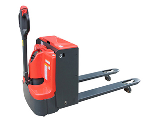 PTE40L Series Walkie Electric Pallet Truck - Entry level best value electric pallet truck for medium applications.4000 lb Capacity
