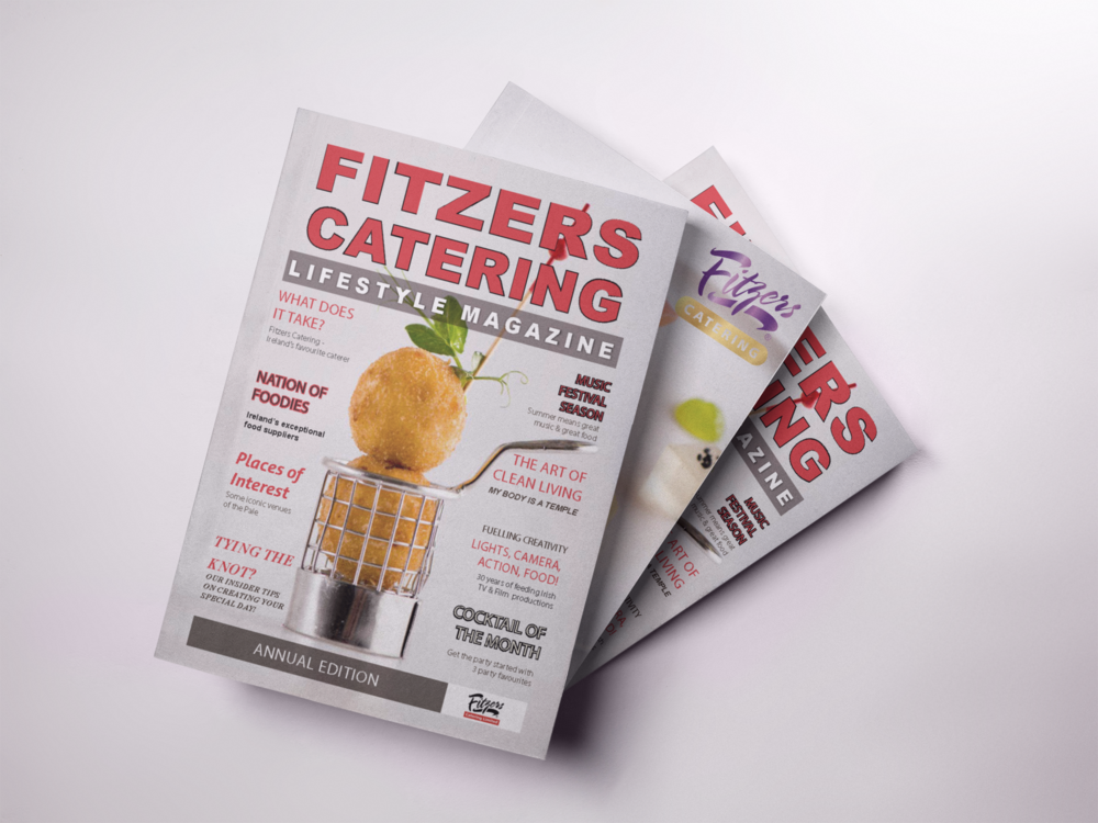 Fitzers Catering Lifestyle Magazine