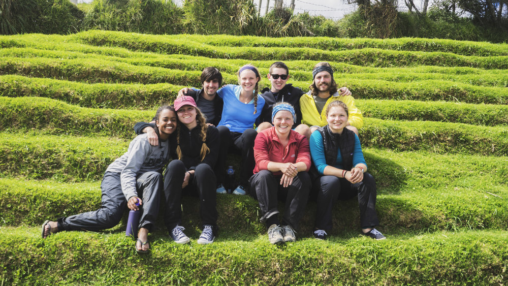 Volunteer on a biodynamic farm     Our academically-geared volunteer program will leave you with hard skills in sustainable rural development.   Learn More