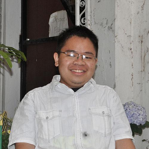 Laun Lieu, Biology Student