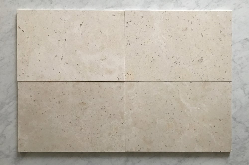 Biancone Limestone 12x24 Honed