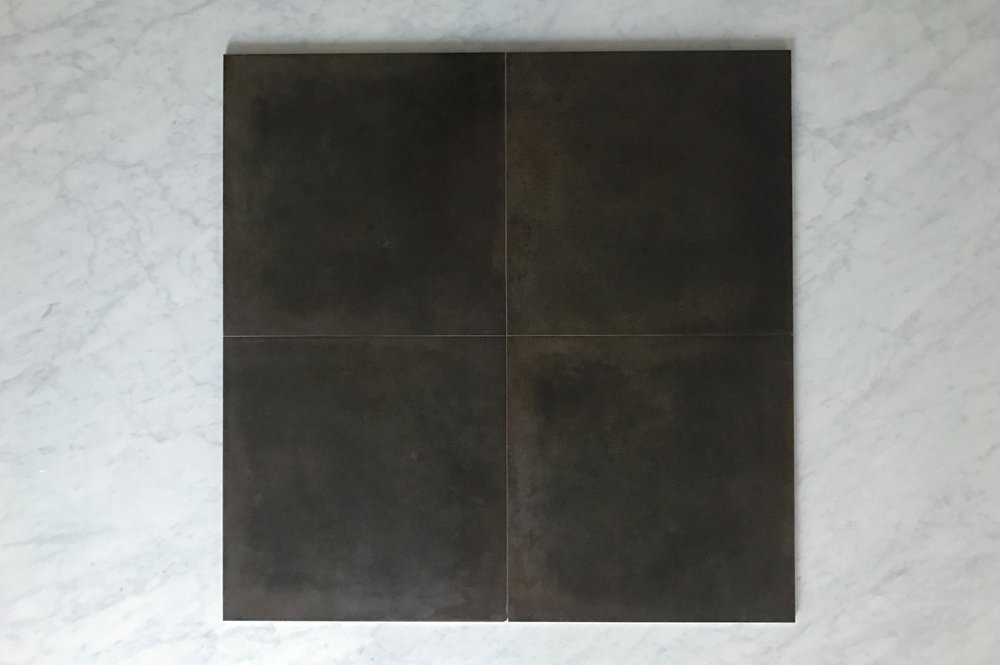 Sichenia Bronzo 18x18 Semi-Polished