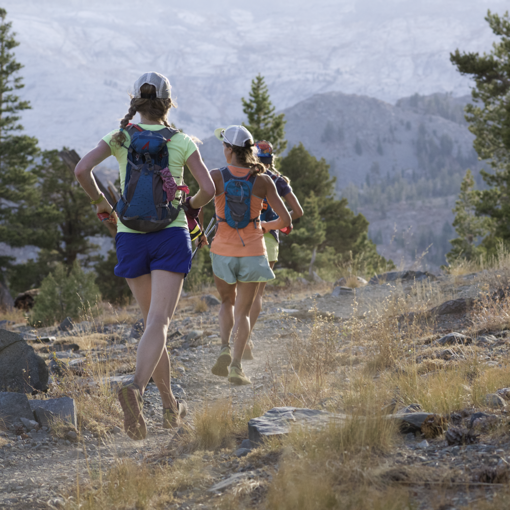 Krissy writes of her experiences during an FKT attempt on the Tahoe Rim Trail in California, and how her team provided the physical and emotional fuel to keep her moving towards the goal.
