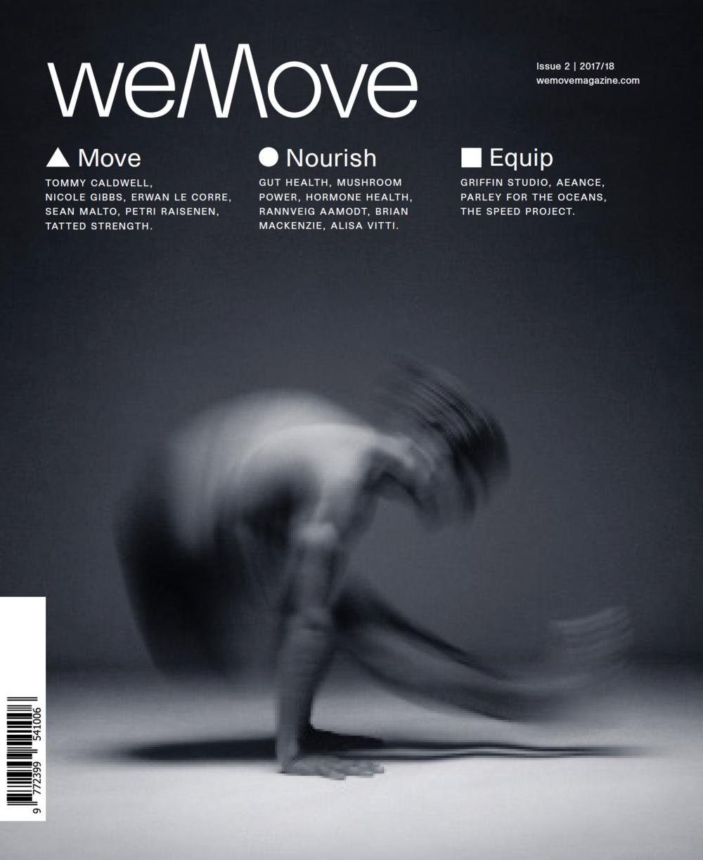 WEMOVE ISSUE 2 PRE-ORDER, SHIPS MID-NOVEMBER