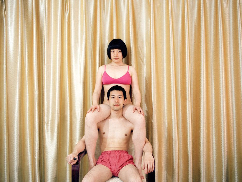 The King Under Me, 2011 (Photography by Pixy Liao)