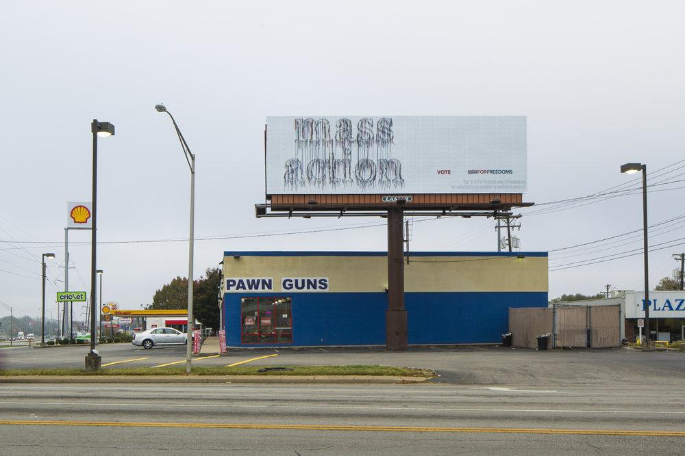 Mass Action     with Nari Ward - Lexington, Kentucky