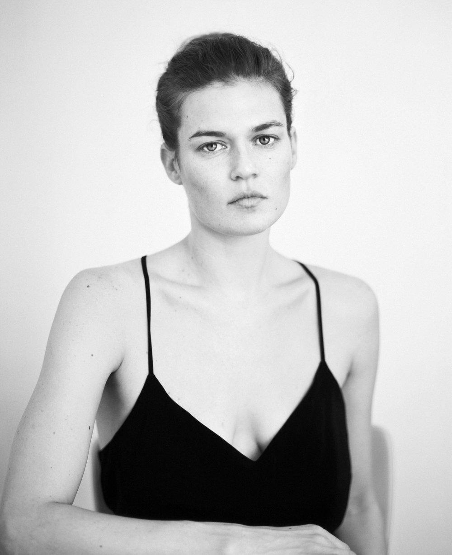 Sharon Eyal photographed by Eyal Nevo