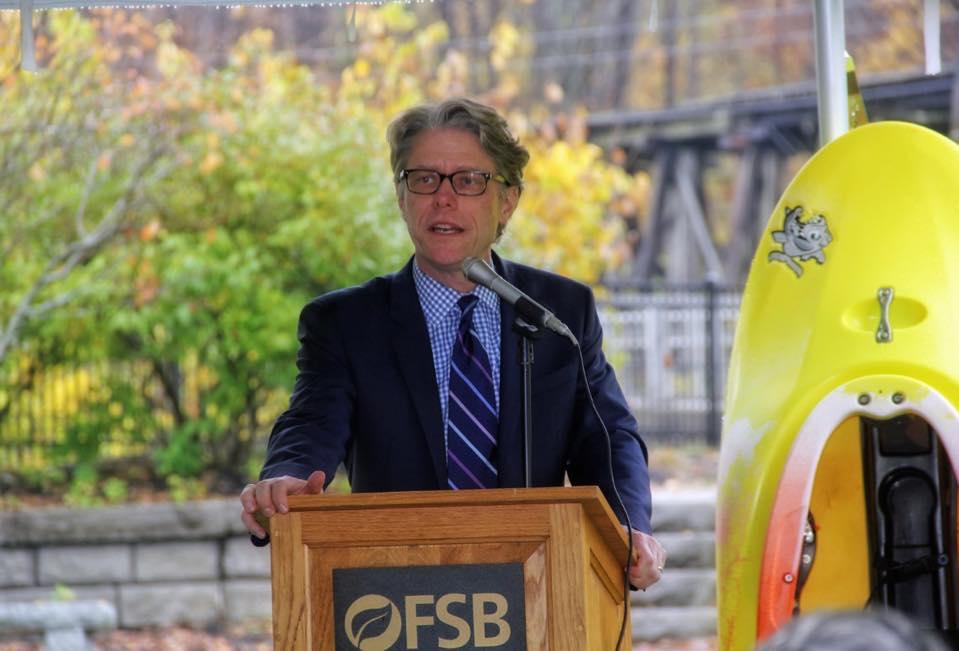 Franklin Savings Bank backs Mill City Park
