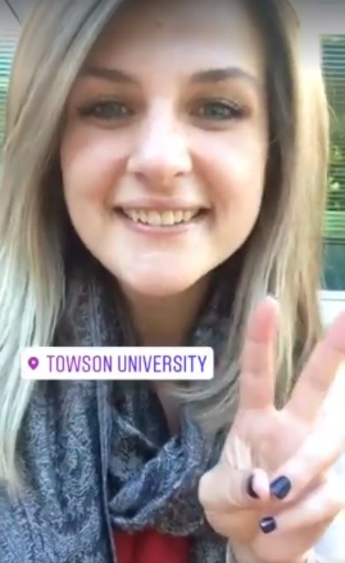 Towson Lydia Hello 10.19.2017.JPG