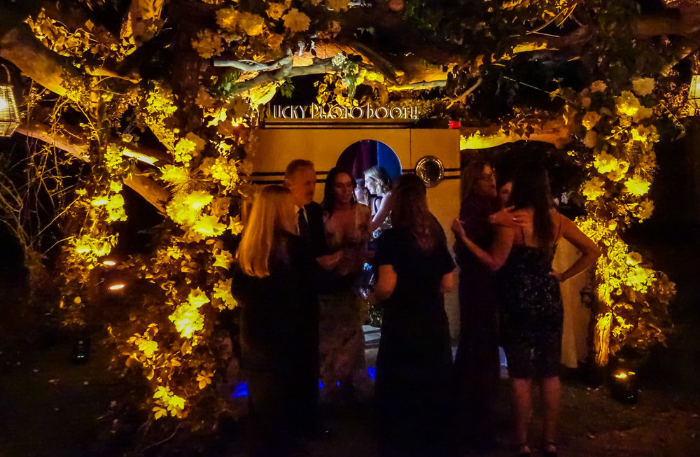It was a magical Malibu night! Thanks to Dani and Zack for having Lucky Photo Booth be a part of their beautiful wedding.