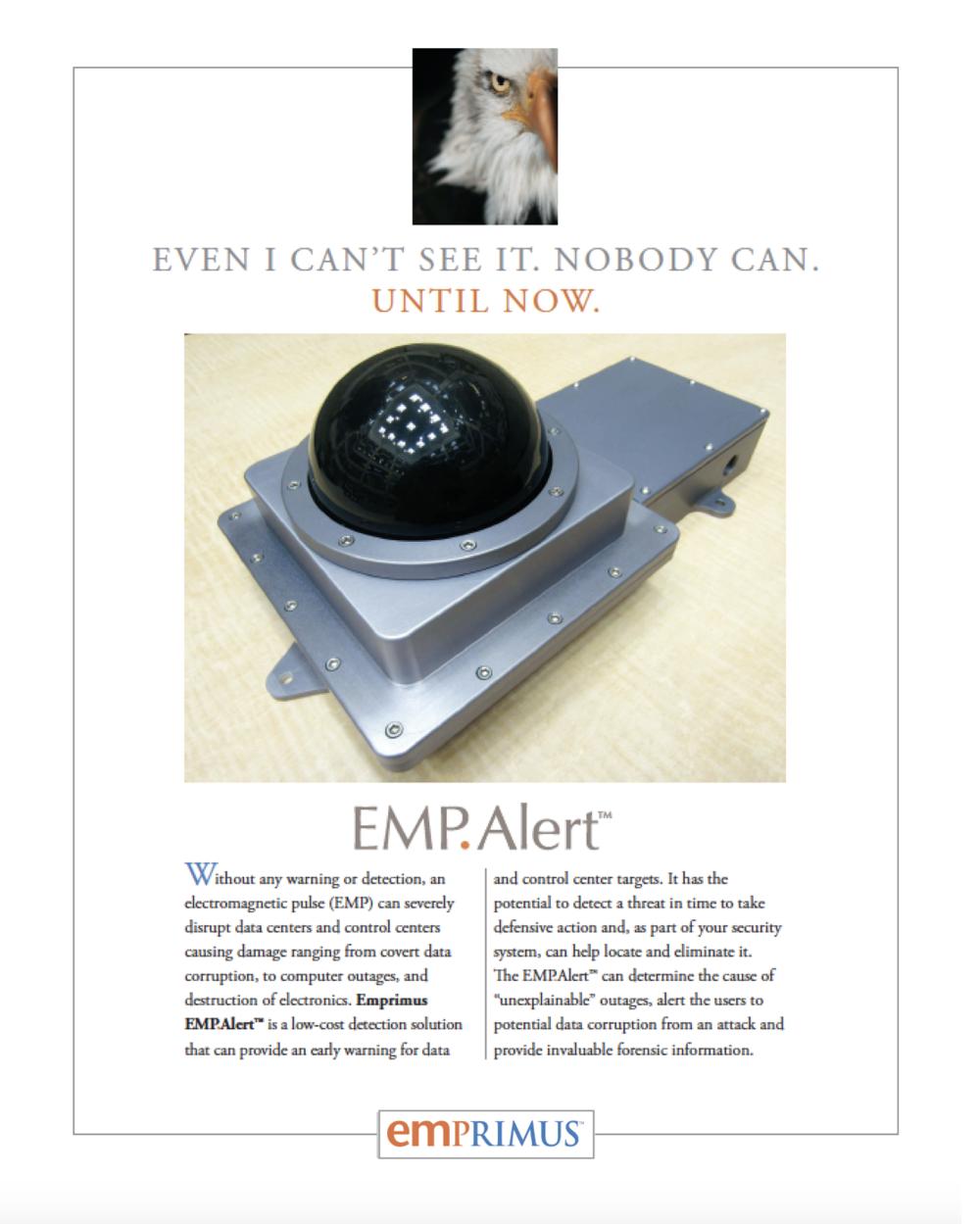 Emprimus EMP.Alert™ Brochure