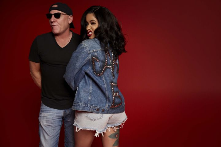 Tomorrow, Cardi B and Steve Madden are teaming up on a series of  light-hearted videos sharing tips for how to style her curated collection  of shoes in a way ...